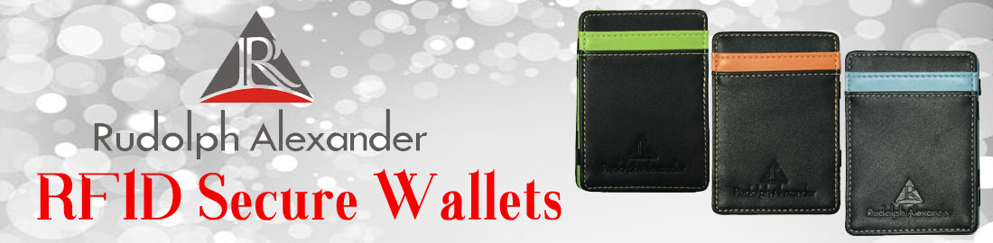 (J) RFID Secure Wallets