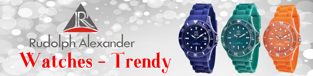 (I) Watches - Trendy